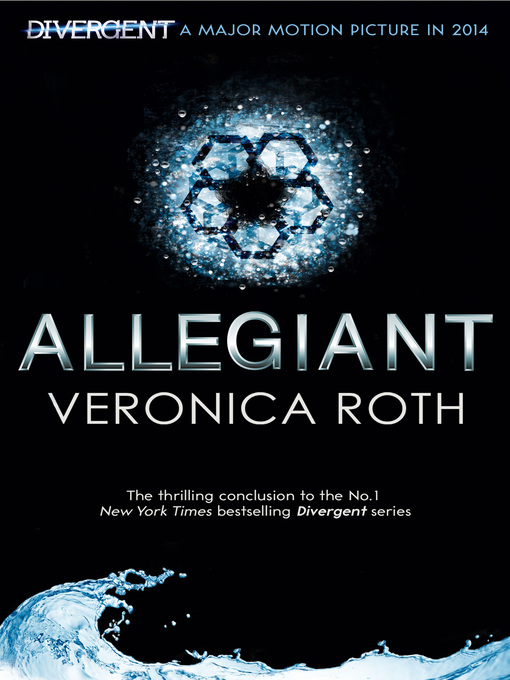 Allegiant (eBook): Divergent Trilogy, Book 3