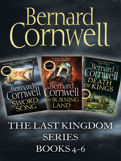 The Warrior Chronicles, Books 4-6 (eBook): Sword Song; The Burning Land; Death of Kings