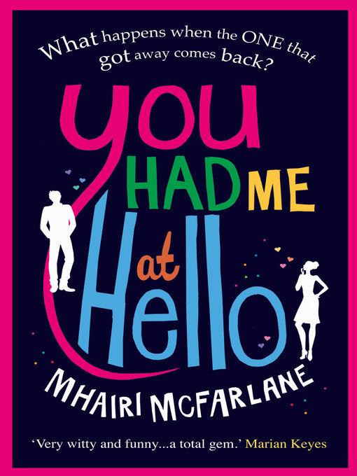 You Had Me At Hello (eBook)