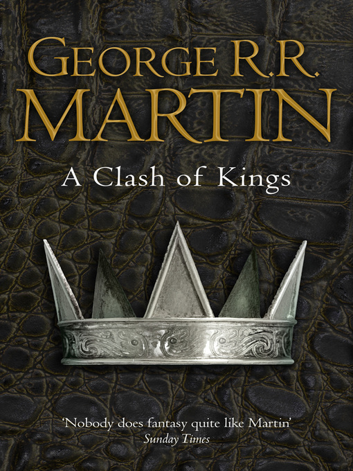 A Clash of Kings (eBook): A Song of Ice and Fire Series, Book 2