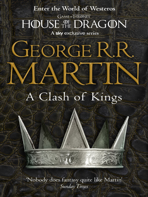 A Clash of Kings: A Song of Ice and Fire Series, Book 2 - A Song of Ice and Fire (eBook)