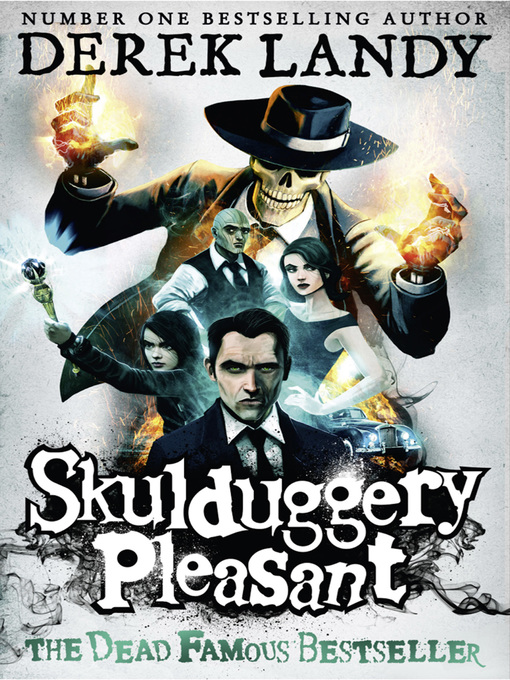 Skulduggery Pleasant (eBook): Skulduggery Pleasant Series, Book 1