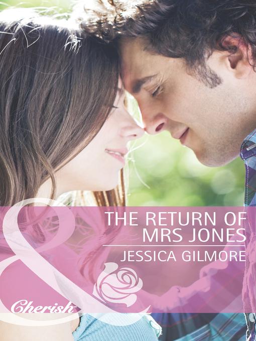 The Return of Mrs Jones (eBook)