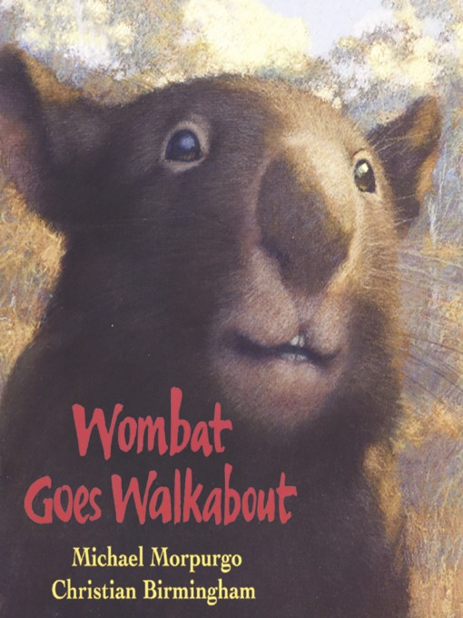 Wombat Goes Walkabout (MP3)