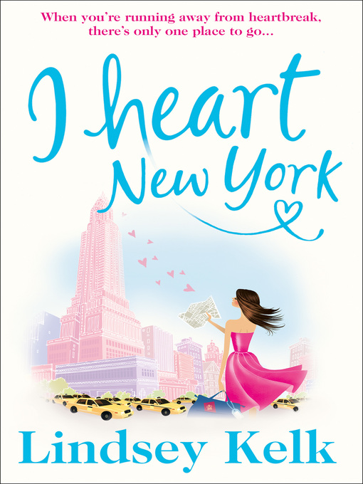 Book review i heart new york lindsey kelk