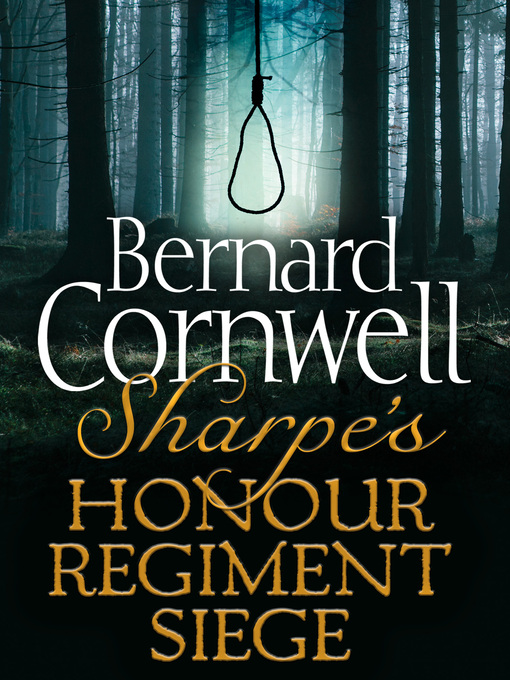 Sharpe's Honour, Sharpe's Regiment, Sharpe's Siege (eBook)