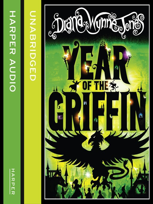 Year of the Griffin (MP3): Derkholm Series, Book 2