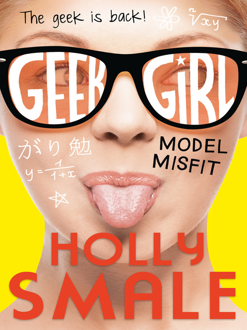 Model Misfit (eBook): Geek Girl Series, Book 2