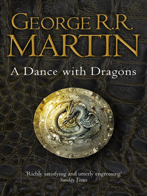 A Dance with Dragons (eBook): A Song of Ice and Fire Series, Book 5
