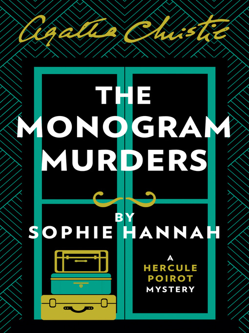 The Monogram Murders (eBook)