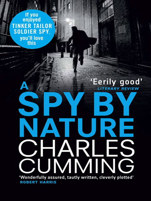 A Spy by Nature (eBook): Alec Milius Series, Book 1