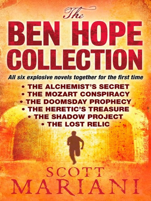 The Ben Hope Collection (eBook): 6 BOOK SET