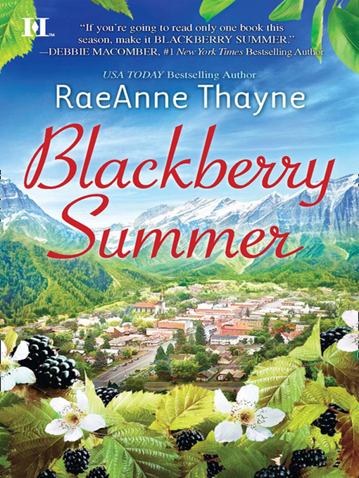 Blackberry Summer - Hope's Crossing (eBook)