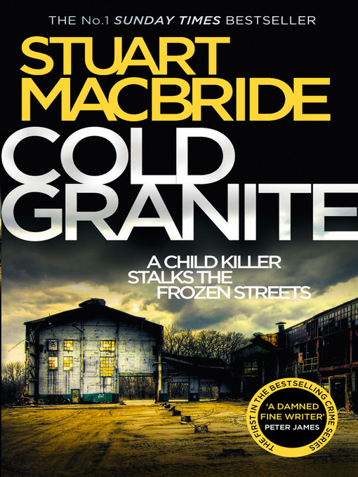 Cold Granite (eBook): Logan McRae Series, Book 1