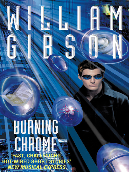 Burning Chrome (eBook)