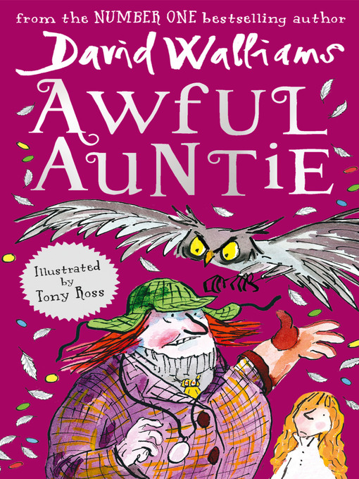 Awful Auntie (eBook)