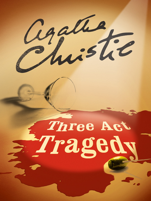 Three Act Tragedy (eBook): Hercule Poirot Series, Book 10