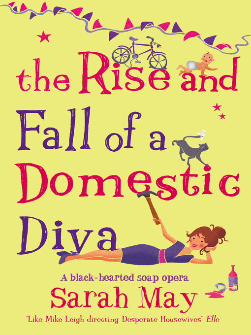 The Rise and Fall of a Domestic Diva (eBook)