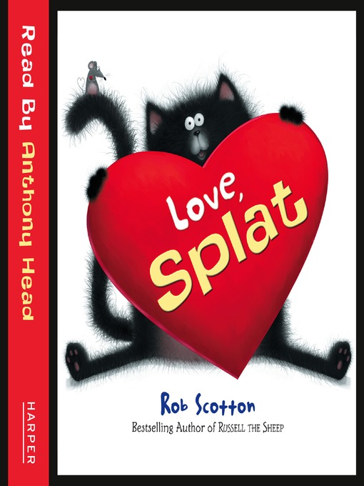 Love, Splat - Splat the Cat (MP3)