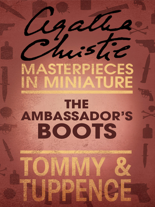 The Ambassador's Boots (eBook): An Agatha Christie Short Story