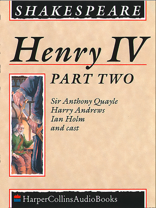 Henry IV (Part Two) (MP3)