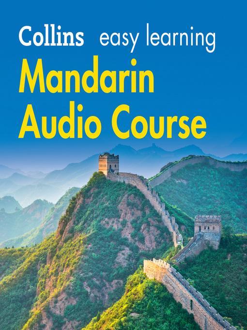 Mandarin - Collins Easy Learning Audio Course (MP3)