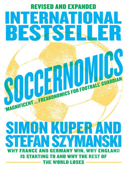 Soccernomics (eBook)