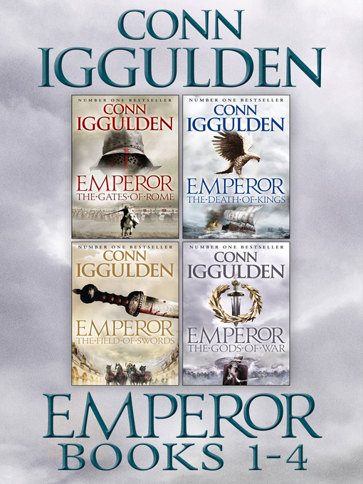 The Emperor Series Books 1-4 (eBook)
