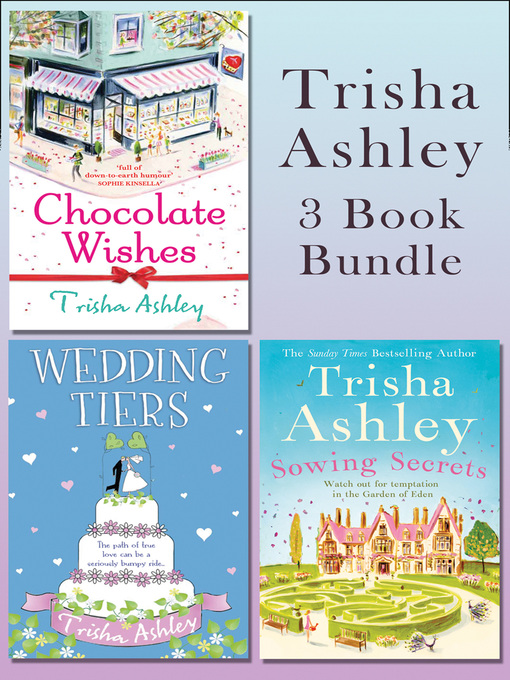 Trisha Ashley 3 Book Bundle (eBook)