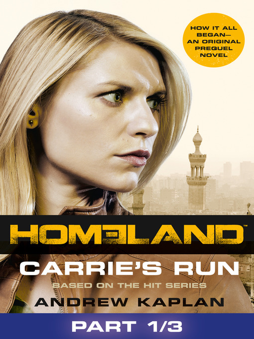 Carrie's Run, Part 1 of 3 (eBook): Prequel Book