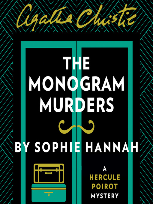 The Monogram Murders (MP3): The New Hercule Poirot Mystery
