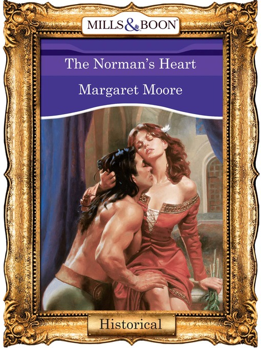 The Norman's Heart - Vintage 90s Historical (eBook)