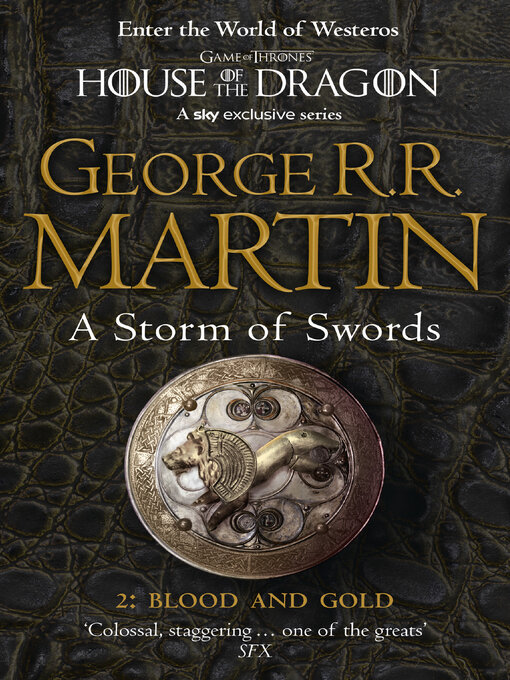 A Storm of Swords: Blood and Gold, Part 2 (eBook): A Song of Ice and Fire Series, Book 3