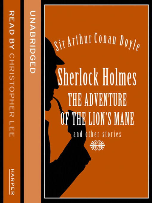 The Adventure of the Lion's Mane and Other Stories (MP3)