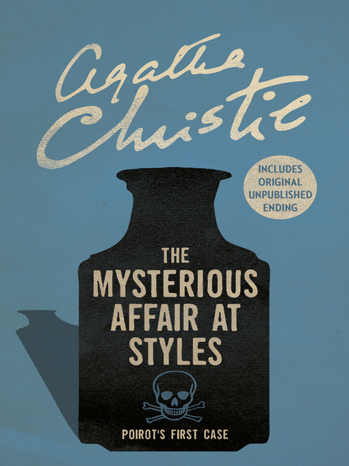 Mysterious Affair at Styles Agatha Christie