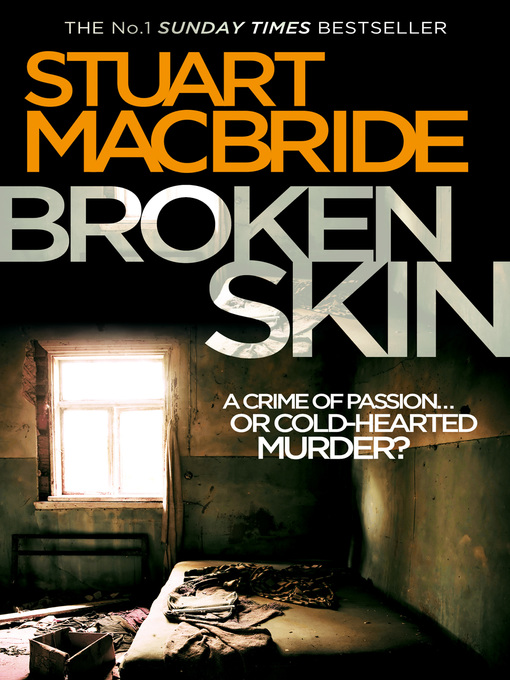 Broken Skin (eBook): Logan McRae Series, Book 3