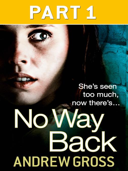 No Way Back (eBook): Part 1 of 3