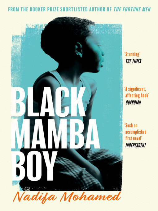 Black Mamba Boy (eBook)
