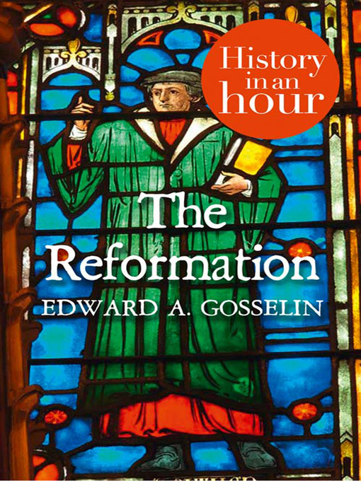 The Reformation in an Hour - History in an Hour (eBook)