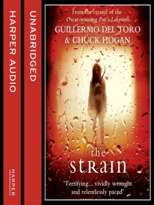 The Strain (MP3): The Strain Trilogy, Book 1