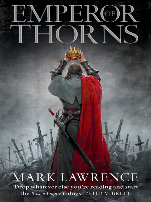 Emperor of Thorns (eBook): Broken Empire Series, Book 3