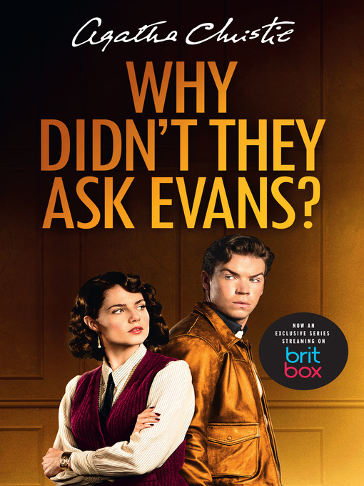 Why Didn't They Ask Evans? (eBook)
