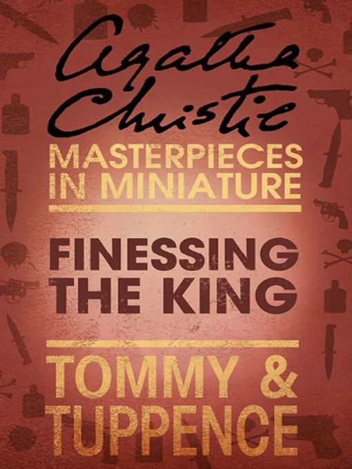 Finessing the King (eBook): An Agatha Christie Short Story