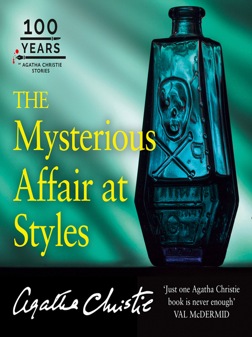 The Mysterious Affair at Styles (MP3): Hercule Poirot Series, Book 1