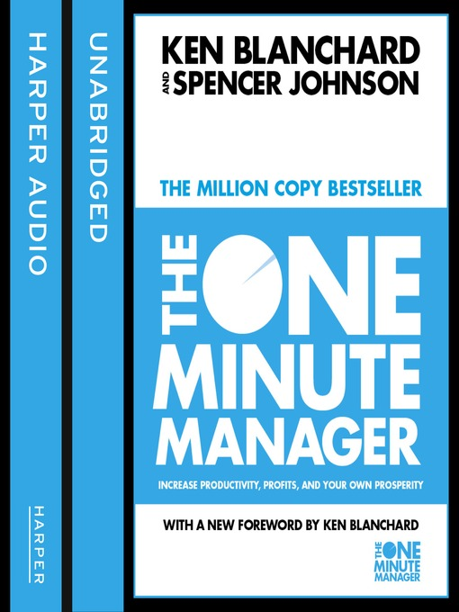 The One Minute Manager (MP3)