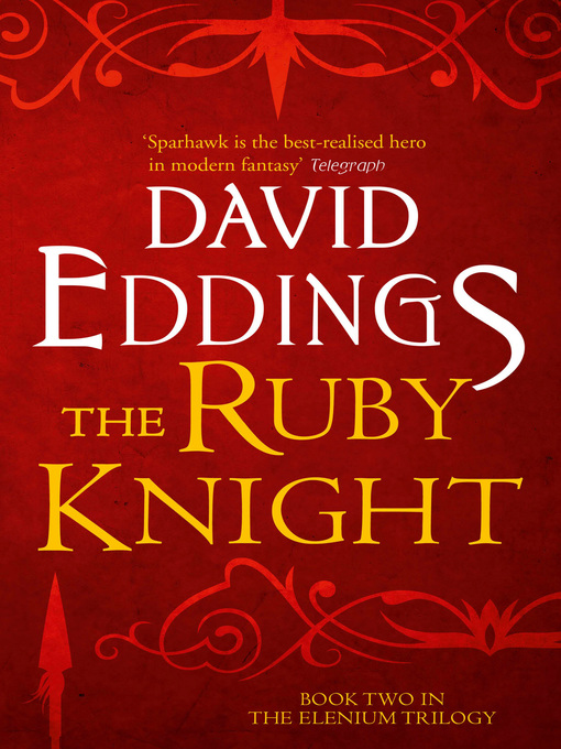 The Ruby Knight (eBook): The Elenium Series, Book 2