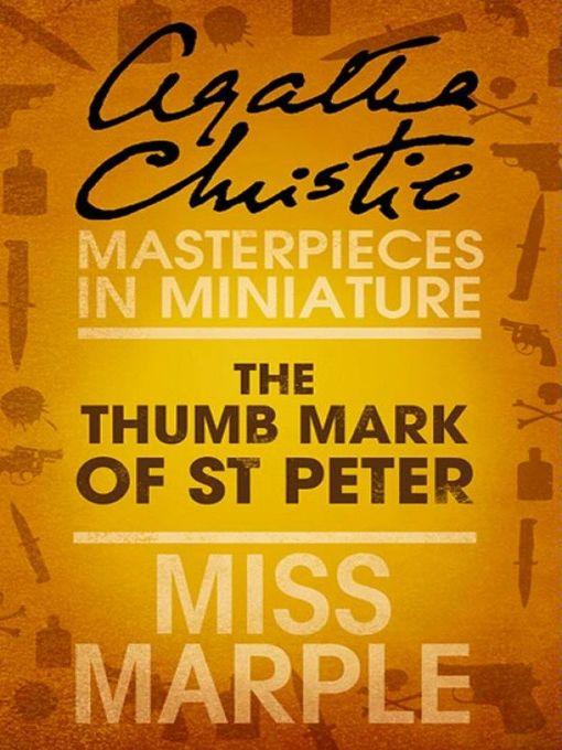 The Thumb Mark of St Peter (eBook): A Miss Marple Short Story