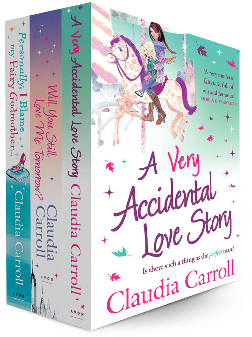 Claudia Carroll 3 Book Bundle (eBook)