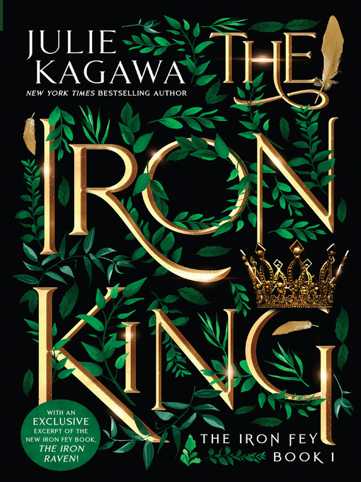 The Iron King The Iron Fey Series, Book 1