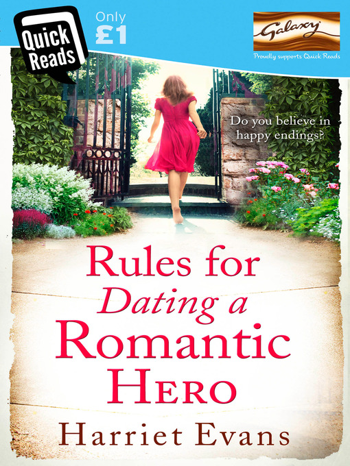 Rules for Dating a Romantic Hero (eBook)